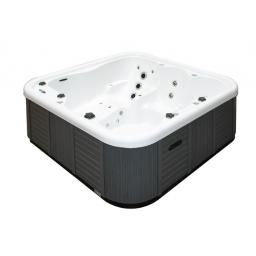 Spa Corsica Diamond_Elegance Hot Tub Range_Passion Spas Bournemouth by Kikbuild
