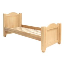 Children Single Bed Amelie Oak Standard Sized 3