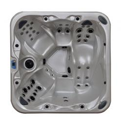Shine Luxury 5 Person Hot Tub KikBuild Spas On line