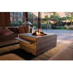 Happy Cocooning Dining Terrace Hot Pit Rectangular