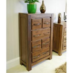 Mayan Multi Purpose Storage Chest Cabinet