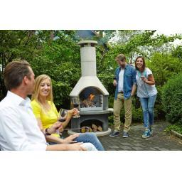 Fireplace Buschbeck Wellington Garden Heater