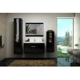 Modern Bathroom Furniture Vanity Set