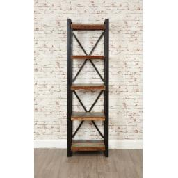 Urban Chic Open Alcove Bookcase