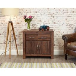 Mayan Walnut Small Sideboard