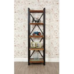 Urban Chic Open Alcove Bookcase