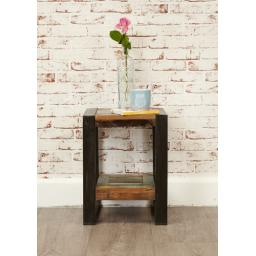 Urban Chic Low Lamp Table or Plant Stand