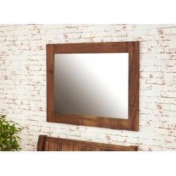 Mayan Walnut Medium Mirror