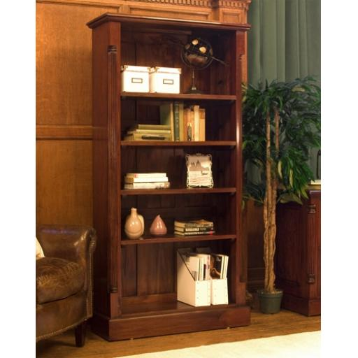 La Roque Tall Open Bookcase Furniture