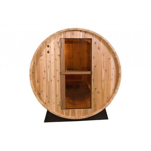 Fonteyn Rustic Barrel Sauna