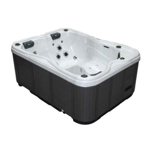 The KikBuild Renew Compact Hot Tub Spa