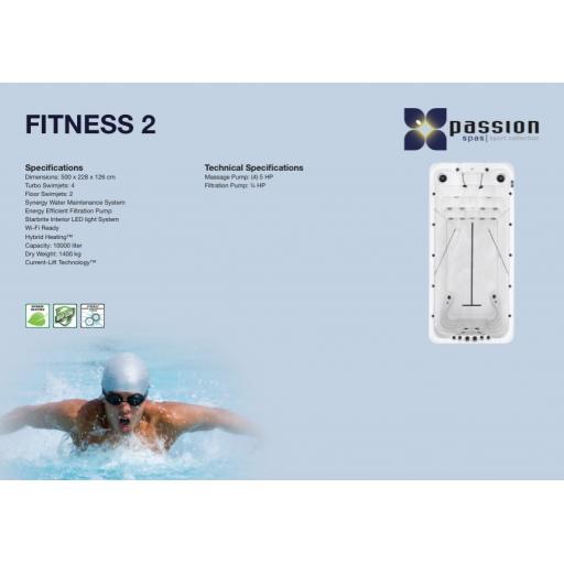 Passion Spa Swimspa Pool