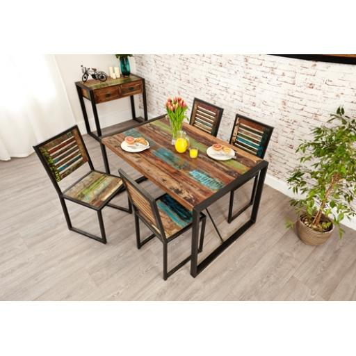 Small Urban Chic Dining Table