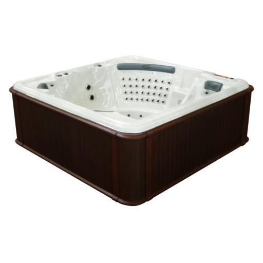 The Ultra Wave Hot Tub Spa