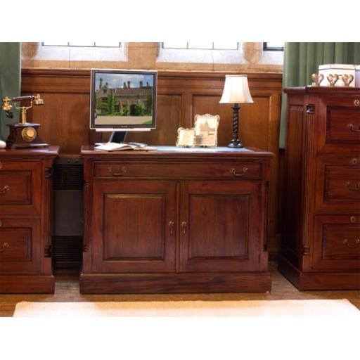 La Roque Hidden Home Office Desk Furniture