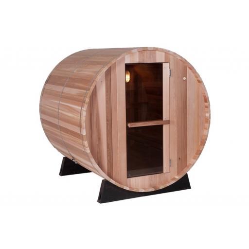 Fonteyn Barrel Rustic 4ft Sauna