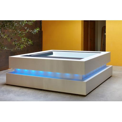 The Cube Hot Tub Spa