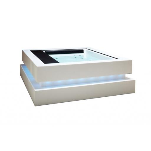 The Cube Hot Tub Spa